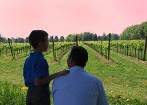 Villa Vitas_02_family in the vineyard