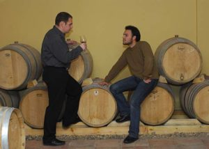 Vourvoukeli Estate_wine tasting_2