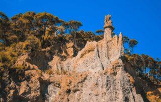 The Putangirua Pinnacles in the Wairarapa region