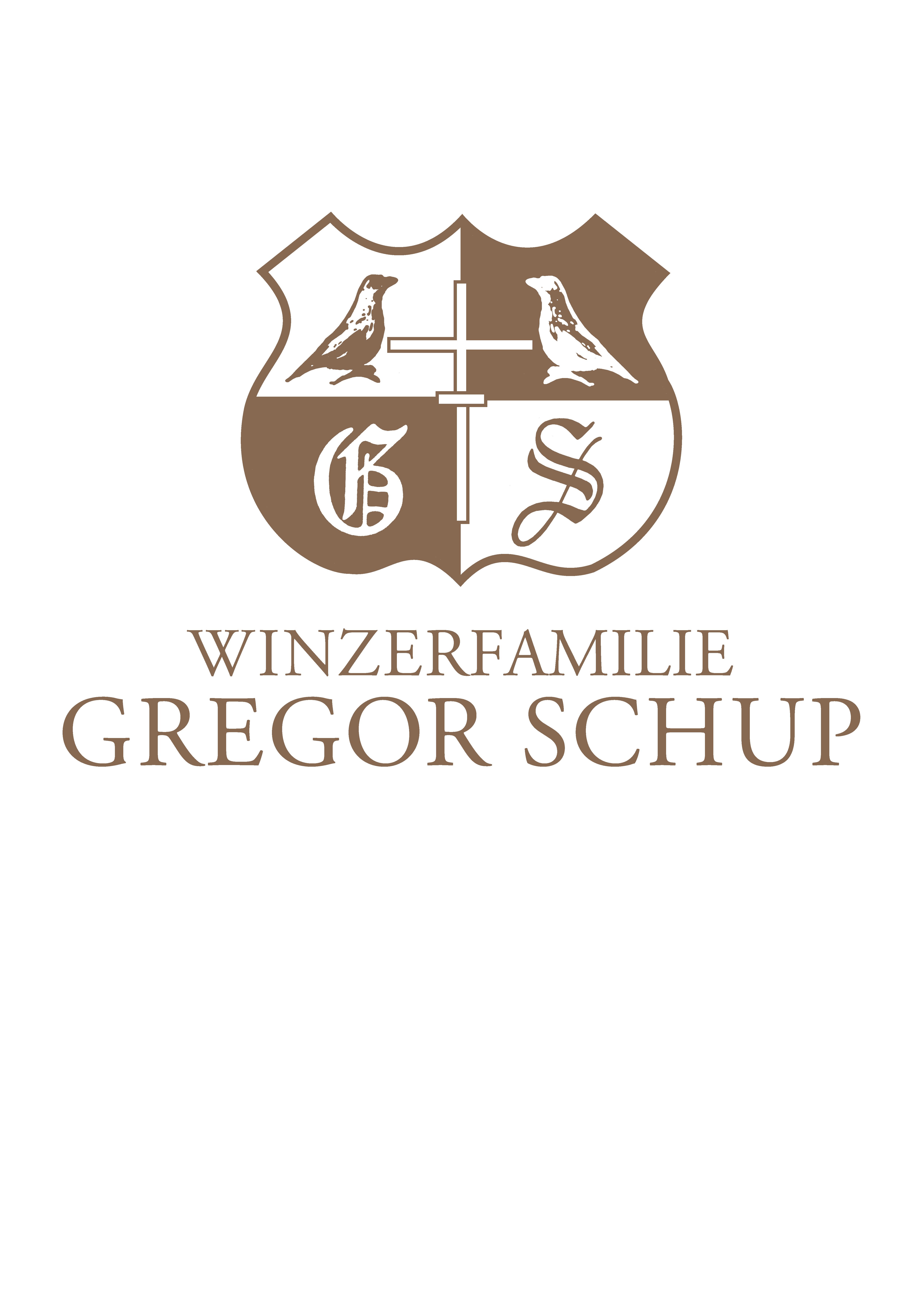 Winzerfamilie Gregor Schup - logo