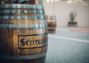 Scotchmans Hill - Barrels