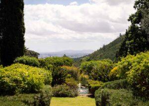 Delheim - garden