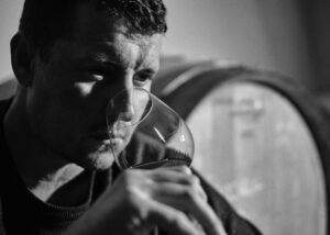 Baraka Winery - winemaker tasting