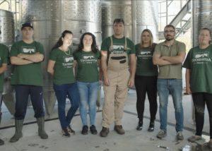 Tipchenitza Winery - winery team