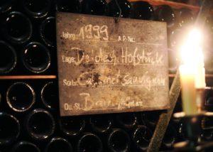 Vier Jahreszeiten Winzer - 1999 bottle
