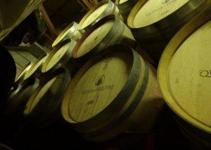 quinta da sequeira - barrels