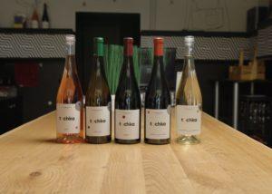 Tipchenitza Winery - range of wines