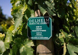 Delheim - winery signal