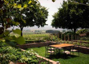 Longridge - garden with place to enjoy