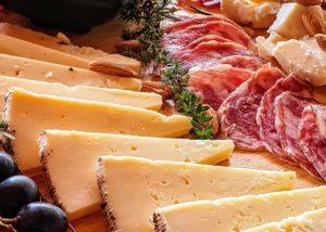 Baraka Winery - charcuterie & cheese