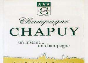 Champagne Chapuy - logo