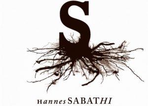 The logo of the Weingut Hannes Sabathi