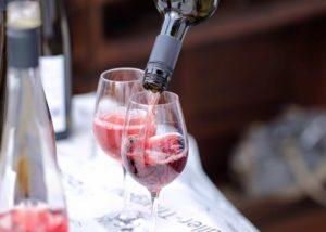 Wine tasting at the Weingut Müller Kern