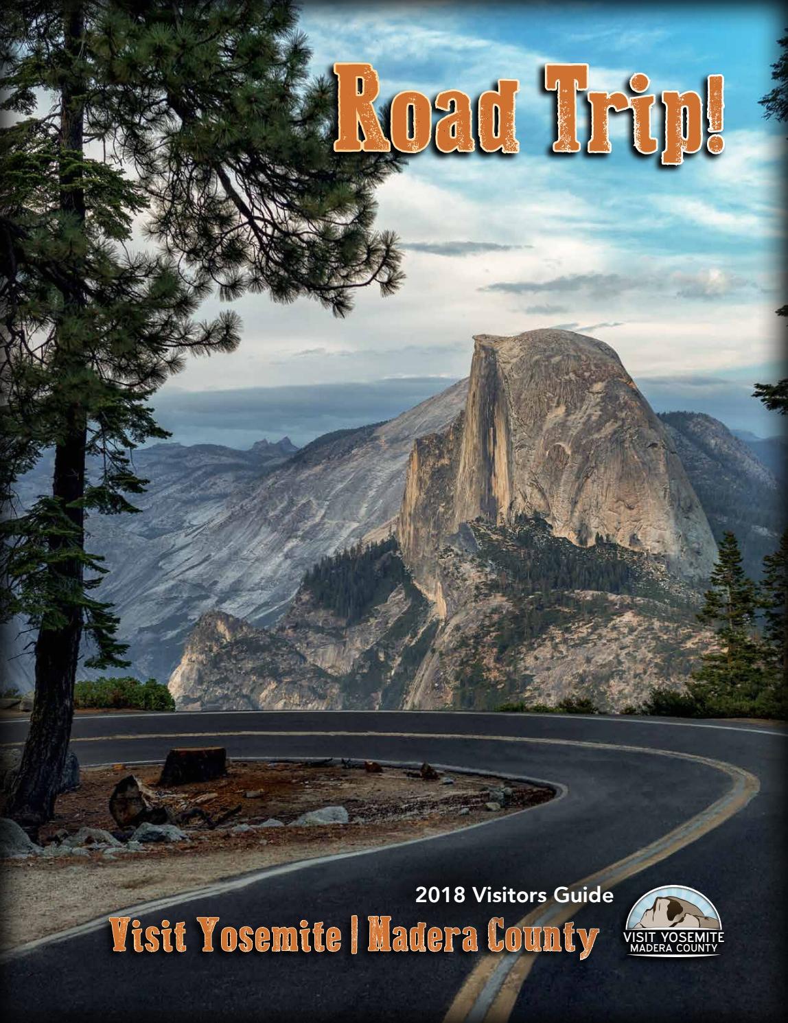 Westbrook Wine Yosemite Road Trip