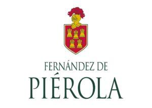 Bodegas Fernández de Piérola logo with coat of arms