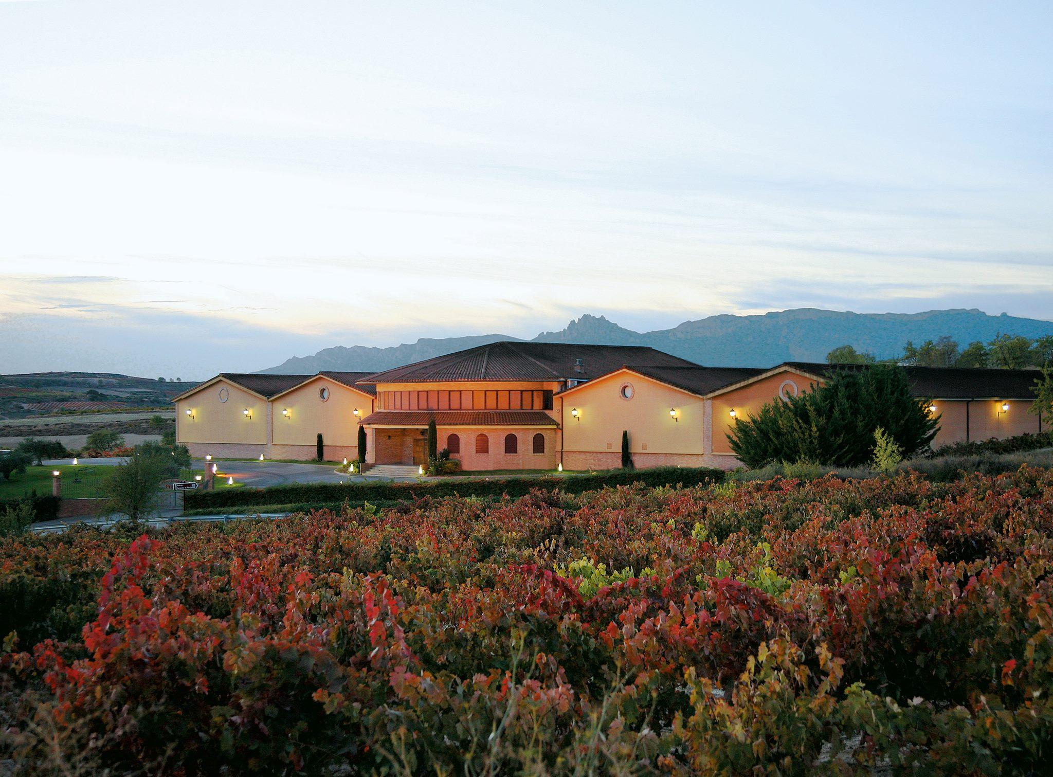Bodegas Fernández de Piérola winery estate located in Spain