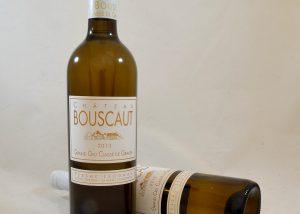 Chateau Bouscaut - White wine