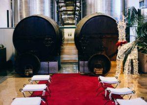 casa de vilacetinho beautiful wine tasting room in the winery
