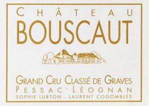 Chateau Bouscaut - logo