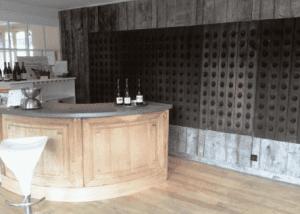 Château de Chaintres - Tasting room