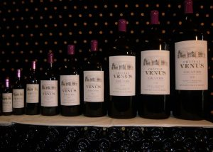Chateau Venus guided wine tasting graves appellation