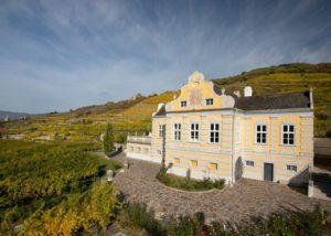 domäne wachau amazing old fashion white estate and yard of the winery