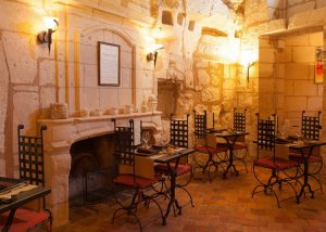 Domaine de Rocheville - Loire - Tasting Room