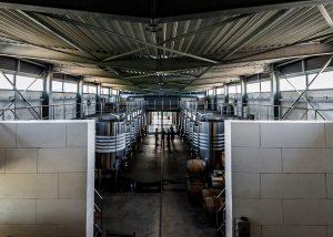 Domaine de Rocheville - Loire - Stainless Steel Tanks