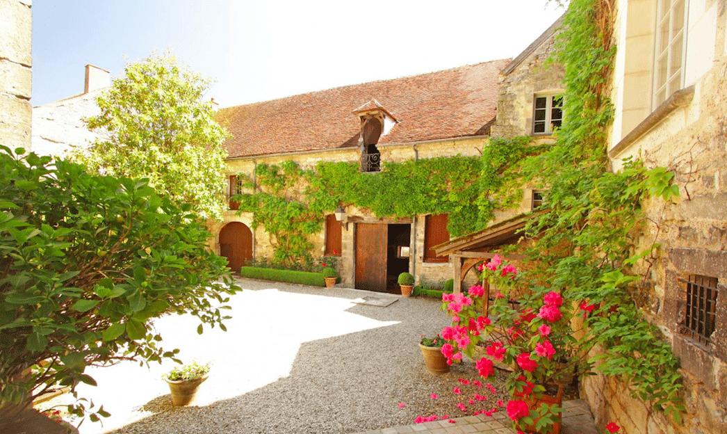 Domaine Laroche wine tourism Burgundy