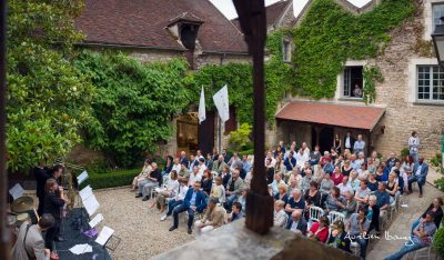 classical concert obediencerie domaine laroche