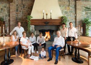 Tenuta Luisa winemakers family in Italy