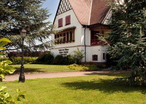 The winery at Domaine Eblin-Fuchs