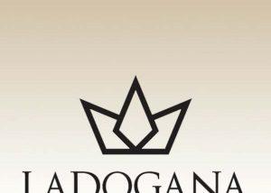 Fabulous emblem of the organic italian winery Agricola Ladogana