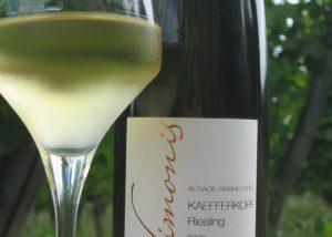 Etienne Simonis - white wine