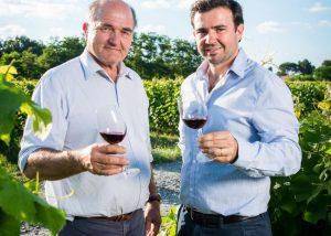 Château d'Eyran Wine Tasting