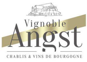 Logo of Vignoble Angst in Burgundy