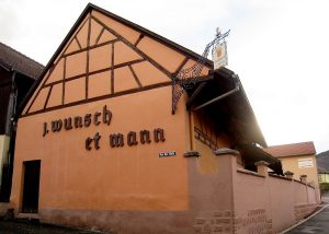 Winery of Alsace at Wunsch & Mann
