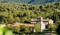 Domaine Calmel & Joseph - view of the winery