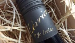 levrier by jo irvine amazing black bottle of great wine from winery