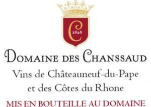 Logo at Domaine des Chanssaud
