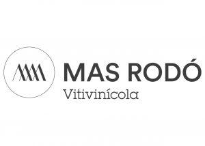 Mas Rodó Vitivinicola logo with four lines on it