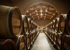 Château Kirwan - New barrels cellar