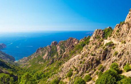 Corsica wine region