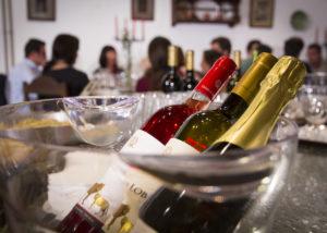 quinta da ribeirinha three bottles of stunning wine ready for tasting