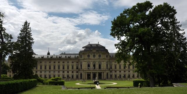 staatlicher hofkeller amazing estate and yard in germany