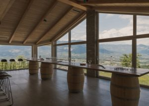 sveti martin amazing room for wine tasting sessions inside winery