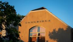 Longridge - winery with sun