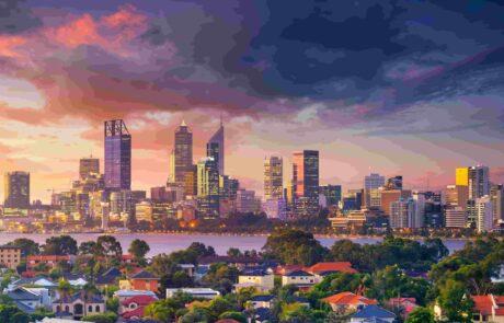 Western Australia wine region