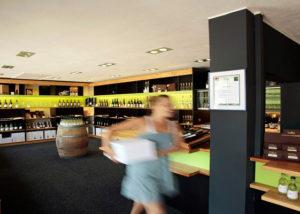 Weingut Philipps-Mühle - wine shop
