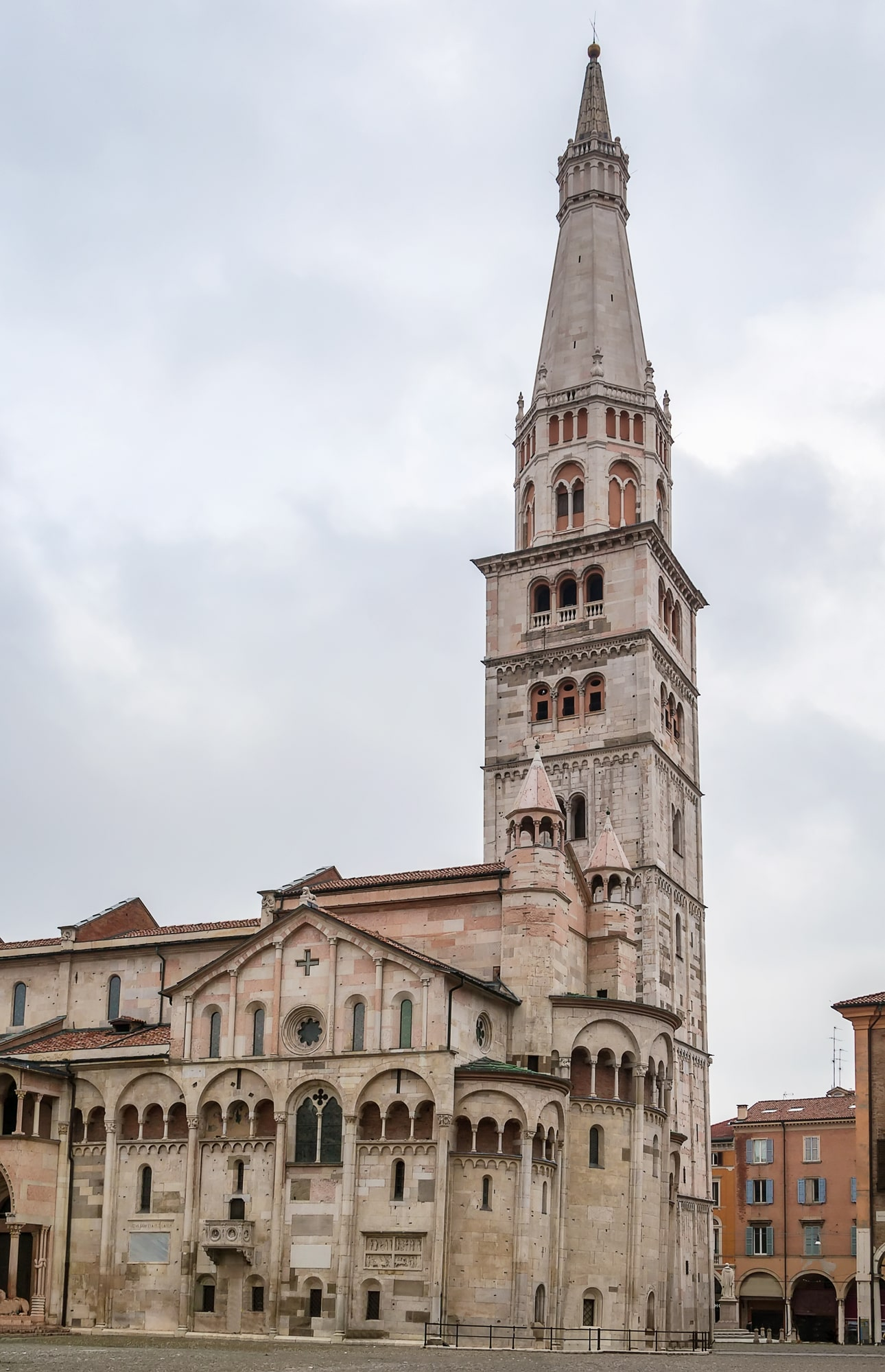 Modena, Italien, Dom, Kathedrale